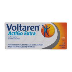 VOLTAREN Actigo Extra 20 tablet