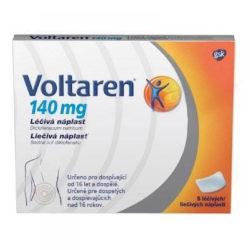 VOLTAREN léčivá náplast 5x140 mg