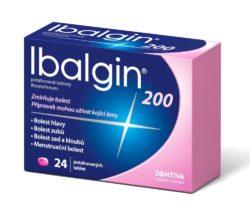 Ibalgin 200mg 24 tablet
