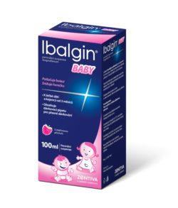 Ibalgin Baby suspenze 100ml