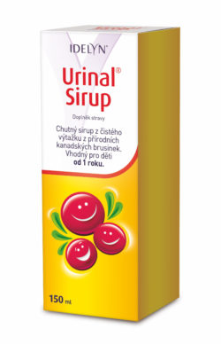 Walmark Idelyn Urinal sirup 150 ml