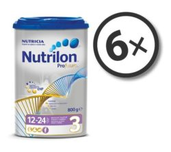 Nutrilon Profutura 3 800 g 6-pack