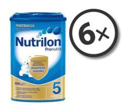 Nutrilon Pronutra 5 800 g 6-pack