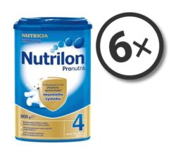Nutrilon Pronutra 4 800 g 6-pack