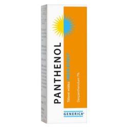 Generica PANTHENOL fresh effect tělové mléko  150 ml