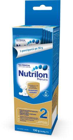Nutrilon Pronutra 2 5x30 g