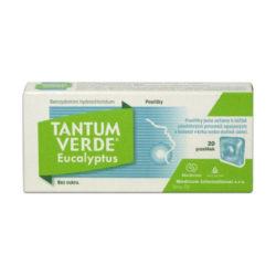 Tantum verde Eucalyptus 3 mg 20 pastilek