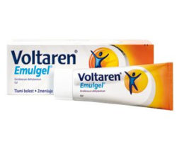Voltaren Emulgel 10 mg/g gel 100 g